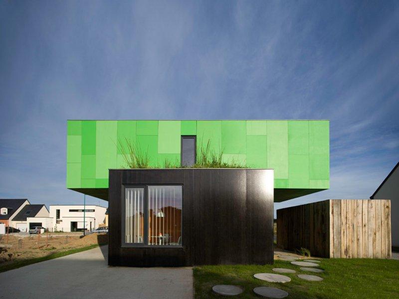 die 5 kreativsten wohncontainerhäuser europa - slc wohncontainer - Container Architektur