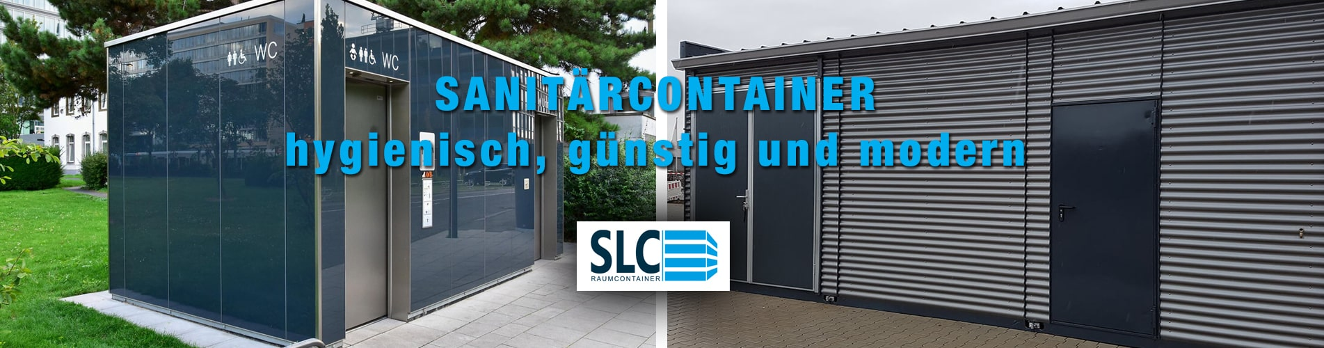 Sanitaercontainer