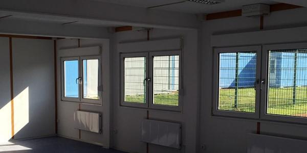Wohncontainer Modulbau