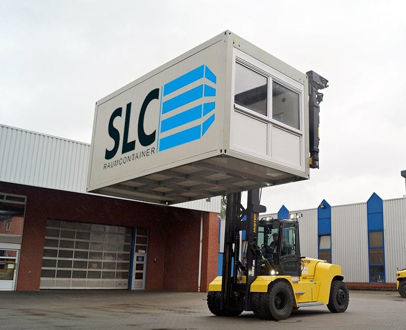 Wohncontainer gebraucht kaufen? SLC Raumcontainer GmbH