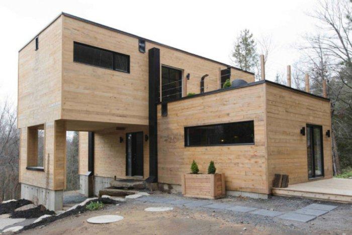 Die 5 kreativsten wohncontainerh user europa slc for Wohnideen container