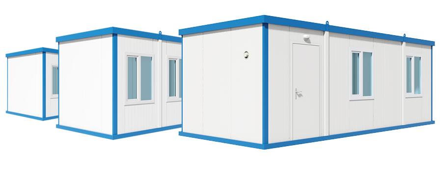 Neuer oder gebrauchter Wohncontainer